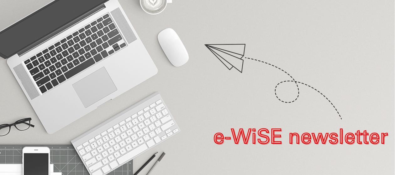 e-WiSE newsletter