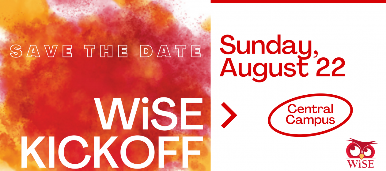WiSE Kickoff 2021