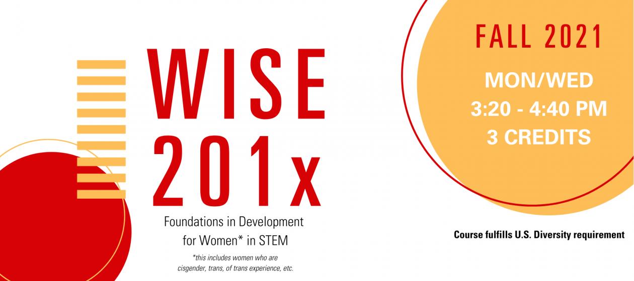 WiSE 201x - Fall 2021