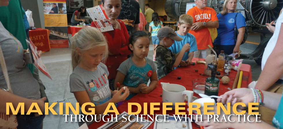 Stem Fest - Science with Practice